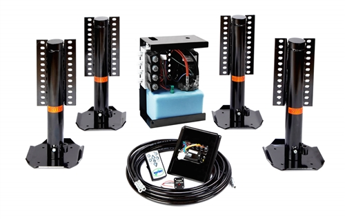 Bigfoot WC-MB5 Wireless EZ Leveling System For Mercedes 3500 Sprinter Van