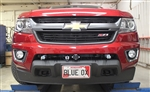 Blue Ox BX1721 For 2015-2020 Chevy Colorado & GMC Canyon Base Plate