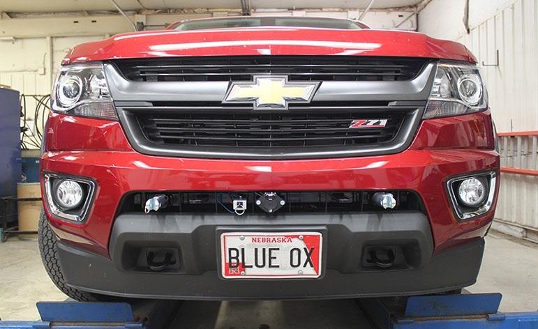 2015 2019 Gmc Canyon Full Lift Kit: Blue Ox BX1721 For 2015-2019 Chevy Colorado & GMC Canyon