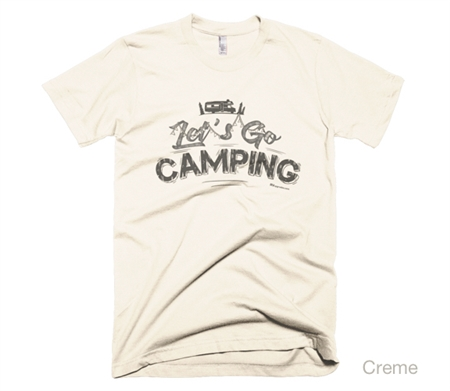 Let's Go Camping Tee (Unisex)