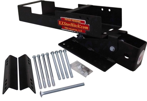 "EzStorHitch EZSTOR-2 2"" Trailer Weight Distribution Hitch Storage Device"
