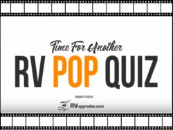 RV Pop Quiz