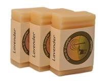 Goat Milk Soap Bar 3- pk Combo- Wrapped