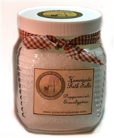 Bath Salt 2 lb Jar