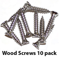 WSK10 Self drilling, self tapping wooden frame #14 screws with #12 head (100 pack)