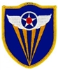 VIEW 4th Air Force Patch