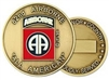 VIEW 82nd Airborne Challenge Coin