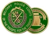 United States Army Military Police Corps Challenge Coin