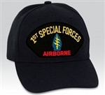 VIEW 1st Special Forces Airborne Ball Cap