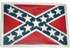 Confederate Flag Belt Buckle (Limited Closeout)