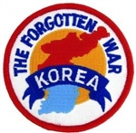 VIEW Korea The Forgotten War Patch