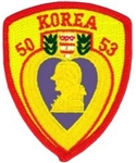 VIEW Korea Purple Heart Patch