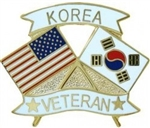 VIEW Korea Veteran Lapel Pin