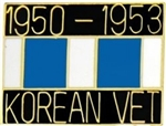 VIEW Korean Vet Lapel Pin