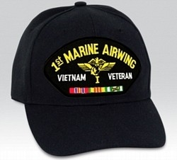 VIEW 1st MAW Vietnam Veteran Ball Cap