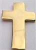 VIEW Christian Cross Lapel Pin