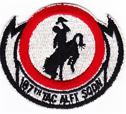 VIEW 187th TAS Patch