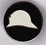 VIEW 93rd Infantry Div Hat Pin