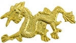 VIEW Asian Dragon Lapel Pin