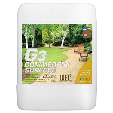 TechniSoil G3 - Commercial Surface (5-gallon bottle)