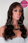 'Kim' - Custom Made Lace Wig