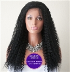 'Sable' - Custom Made Lace Wig