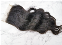 Natural Wave - RAW Hair Closure