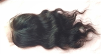 Wavy 2A - RAW Hair Closure
