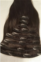Goldenswish Clip Ins - Textured Straight