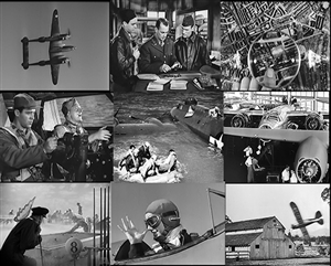 Pictures from the US Army Air Force in World War 2 Behind the Scenes Volume 1