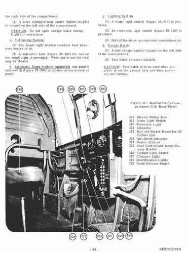 b 25 pilot s manual rh zenosflightshop com Repair Manuals mitchell motor manuals online