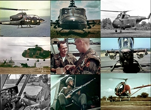Photos of American Military Helicopters