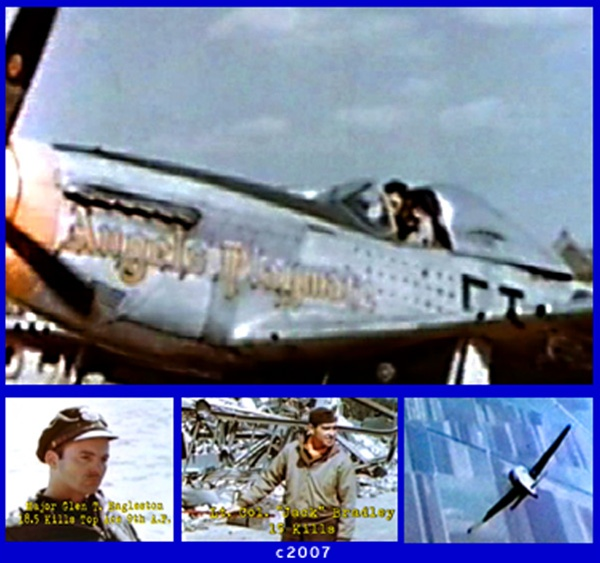 World War 2 Aircaft Films Photo Of An Douglas A 20 Havoc Ers Wearing Invasion Stripes Ing