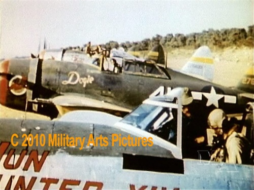 Republic P 47 Thunderbolts Go To War DVD 3 Videos Including
