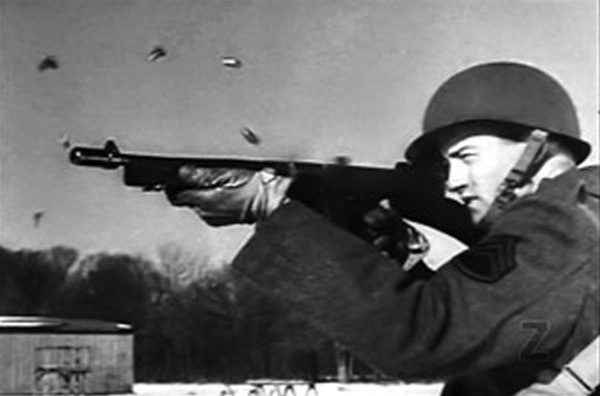 Mastering the Thompson Submachine Gun in 6 Parts DVD