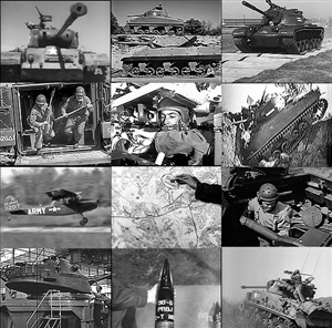 Photos of tanks & armored vehicles and their crews in action