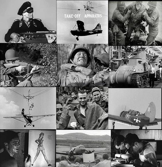 World War 2 Behind the Scenes V4