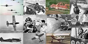 World War 2 Fighter Tactics, Aerial Gunnery, Gun Camera Film & more