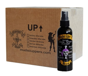 Oral Piercing Spray by Mudscupper's