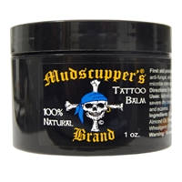 Mudscupper's Tattoo Balm