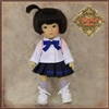HC0061A Twins School Uniform - Yu Ping set