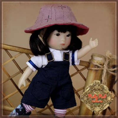 HC0065A Twins Picnic outfit- Yu Ping style