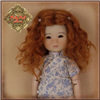 Pre-Order: Wig - HD0034A Ten Ping Brown Mohair