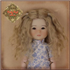Pre-Order:  Wig - HD0034B Ten Ping Light Brown Mohair