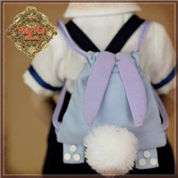 Pre-Order:  HZ0018A Bunny Backpack for Ten Ping