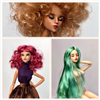 Kadira -  Editorial Wig Set (Trio)