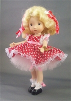 Nancy Ann Storybook Doll - Happy Birthday To You