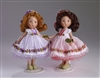 Nancy Ann Storybook Doll - Roses Are Red, Violets Are Blue