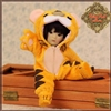 Outfit  - Yu Ping Orange Tiger Costume HC0045A