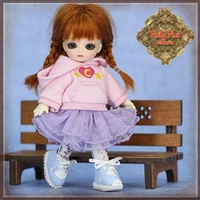 Ruby Red Galleria Honee-B - Outfit CC0016A